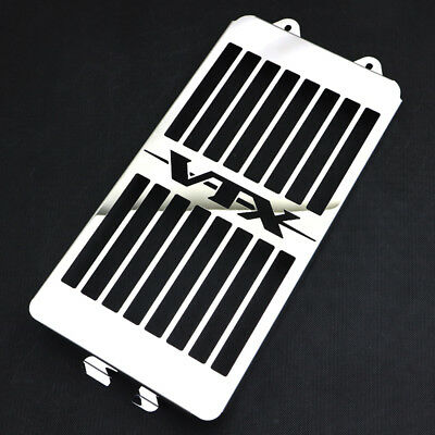 New Radiator Grille Guard Cover Grill For Honda VTX 1300C/R/S/T 2003-2009 Chrome