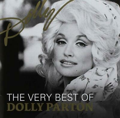 DOLLY PARTON - The Very Best Of 2CD *NEW* Greatest Hits, Gold Series