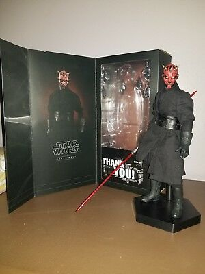 Star Wars Darth Maul: Duel on Naboo Sixth scale Figure by : Sideshow