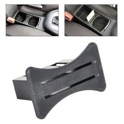 Car Console Cup Card Holder Coin Slot Centre For VW MK6 Golf GTI R20 2008-2012