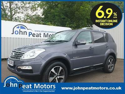 Ssangyong Rexton 2.0 TD EX T-Tronic 5dr Diesel Automatic 7 Seat