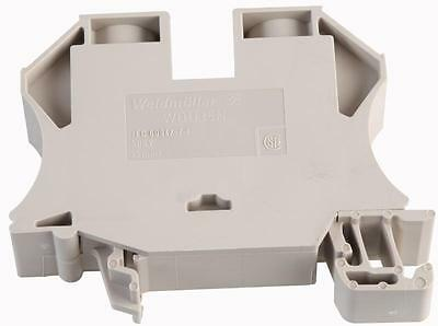 Terminal BLOCK DIN RAIL 125A GREY Connectors Terminal Blocks - 1040400000