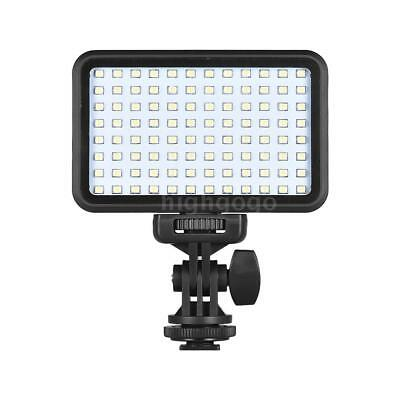 Andoer PAD96 LED Video Light 6000K Dimmable Fill Light Continuous Light H6E7