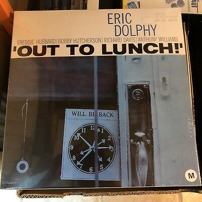 Eric Dolphy - Out To Lunch - Box Set - Vinyl + T-Shirt