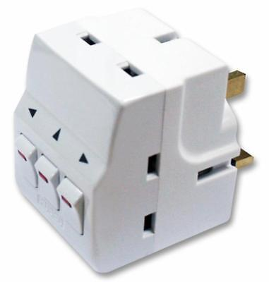 Mains Adaptor 3 Way Switched - Mswg3