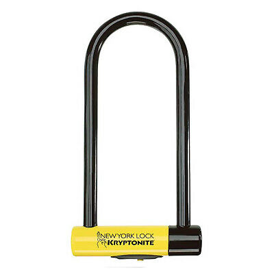 Kryptonite Bike Lock New York LS (Long Shackle)