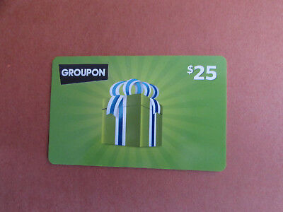 Groupon Gift Card Canada No Value