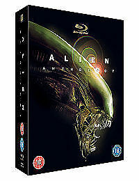 Alien Anthology - Special Edition - Theatrical Version 6 Disc Box Set Bluray DVD
