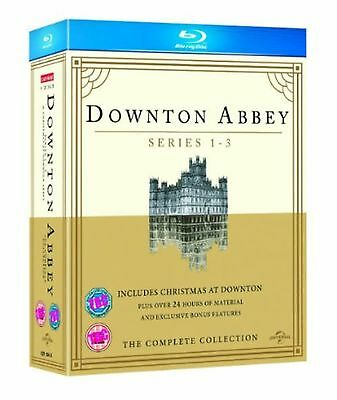 Downton Abbey - The Complete Collection Hugh Bonneville Maggie Smith New Blu-ray