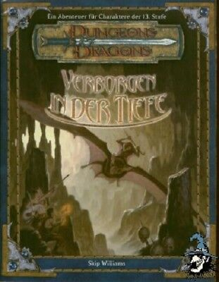 Dungeons & Dragons - Verborgen in der Tiefe - NEU