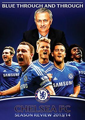Chelsea FC - Season Review 2013, 2014 Blue Through and Through NEW AND UK R2 DVD
