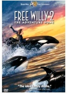 Free Willy - Part 2 Adventure Home Joh Tenney, Michael, August New Region 2 Dvd