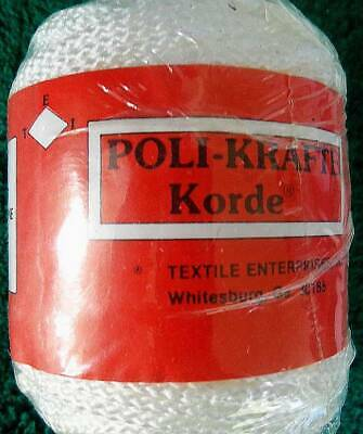 Poli-Krafte Korde For Macrame 2mm Thick  100 Ft  Several Colors Available