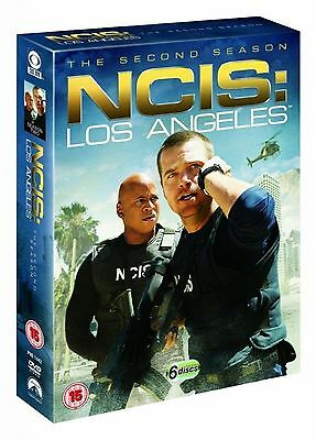 NCIS Los Angeles -Season 2 Naval Criminal Investigative Service Complete New DVD