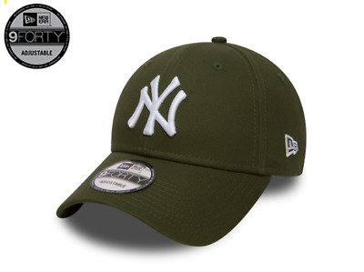 d57411be2da New Era 9Forty Mlb League Essential Cap New York Yankees Ny Cap 11586125
