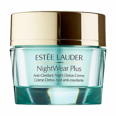 NightWear Plus Anti-Oxidant Night Detox - Crema anti ossidante notte 50ml -  Est