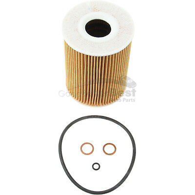 One New Mann-Filter Engine Oil Filter ML1000 8931562980 for Chevrolet /& more
