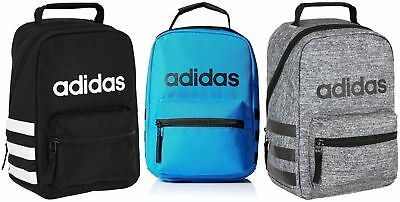 Adidas Santiago Insulated School Lunch Box Tote Bag Carrier