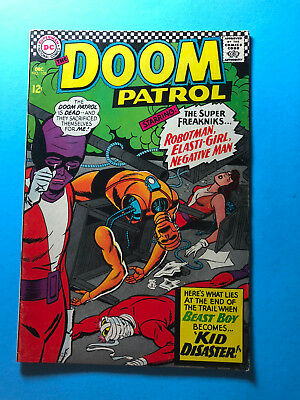 Doom Patrol 108 DC 12/66 Kid Disaster! A2