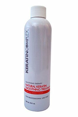 Keratin Complex smoothing Treatment 8 oz