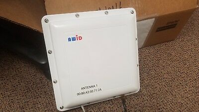 Applied Wireless Indentifications AWID MPR-6010BN POE Includes MPR2012ANT