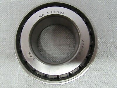 NSK HR 32209J Tapered Roller Bearing Cone With Cup
