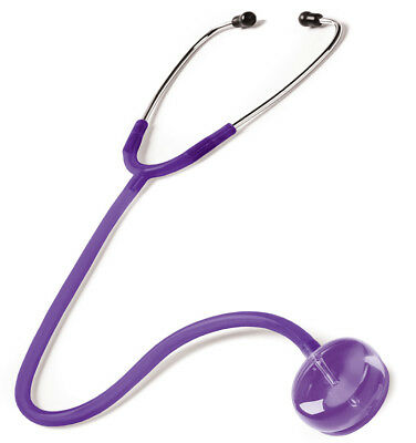"PRESTIGE MEDICAL S107 Clear Sound™ Stethoscope ""FROSTED PURPLE"" New"