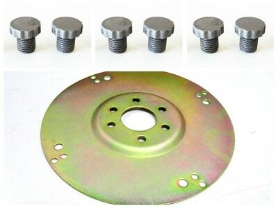 Cat Racing Mopar/dodge/chrysler 318-440 S.f.i Heavy Duty Flexplate With Bolts