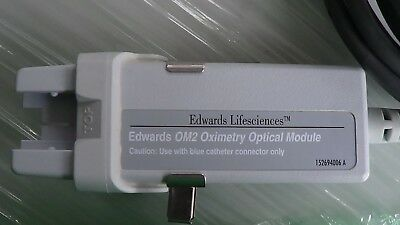 Edwards Lifesciences Om2 Oximetry Optical Module 152694006 a 650363-040
