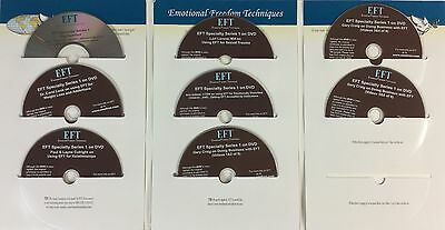 EFT: Emotional Freedom Techniques: EFT Specialty Series One (DVD set/course) (7-