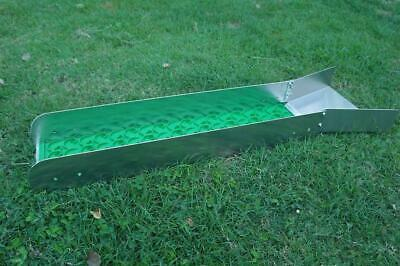 8 Inch Gold Sluice - Modular River Sluice + $7.99 Concentrated Pay Dirt