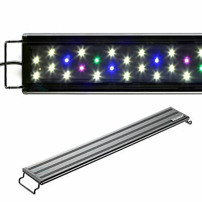 AQUANEAT Aquarium LED Light Multi-Color Full Spectrum 12 20 24 30 36 Inch