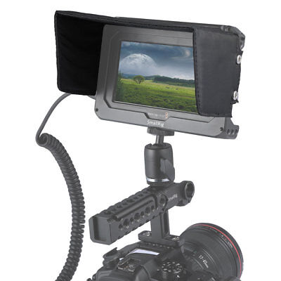 "SmallRig Monitor  Sunhood Protection for Blackmagic Video  ssist 5"" Monitor"