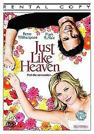 Just Like Heaven - 2006 Reese Witherspoon,Dina Spybey, Donal Logue New UK R2 DVD