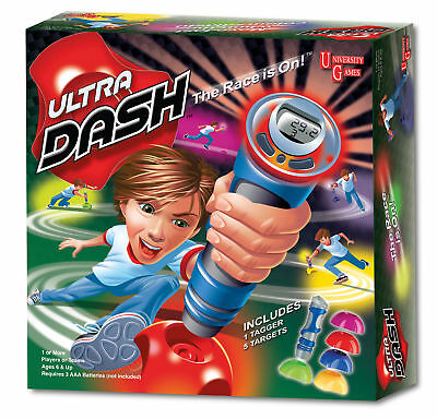 Ultra Dash Game by University Games NEW 2018