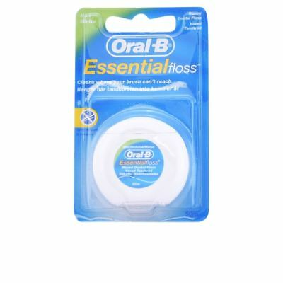 Oral-B Essential Waxed Mint Floss 50 M Unisex