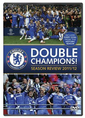 Chelsea FC - Double Champions! Season Review Football 2011 / 2012 New UK R2 DVD