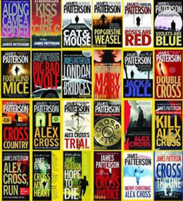 Alex Cross Pdf