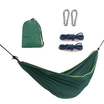 Camping Hammock - Ultralight Portable Lightweight Nylon