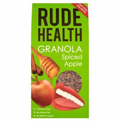 Rude Health Granola Spiced Apple (500g) - Pack of 6