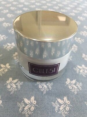 Cult 51 London NIGHT CREAM 50ml - Brand New sealed no box RRP £125