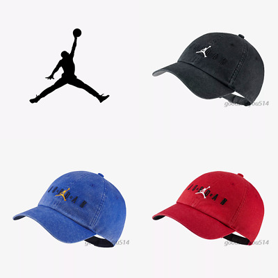promo code e32e0 4837a Jordan Heritage 86 Jumpman Air Adjustable Hat AA1306