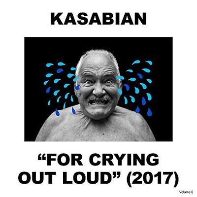 Kasabian-For Crying Out Loud  CD NEW