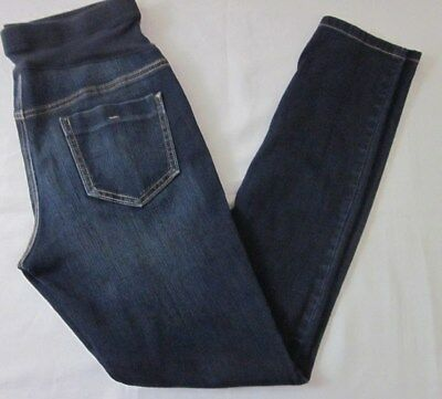 Old Navy Maternity Full Panel Women's  Denim Jeans Skinny Leg Stretch Size 2 Reg