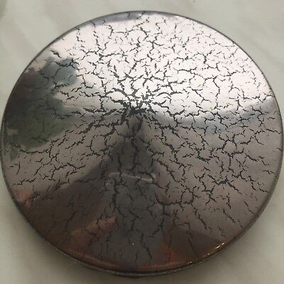 ANTIQUE CRACKED SILVER Powder Coating Paint, 1Lb/450g