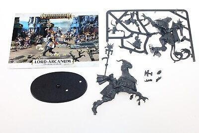 Warhammer Age of Sigmar Stormcast Eternals Lord-Arcanum on Gryph-charger