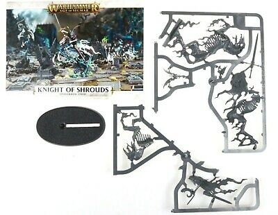 Warhammer Age of Sigmar Nighthaunt Knight of Shrouds on Ethereal Steed