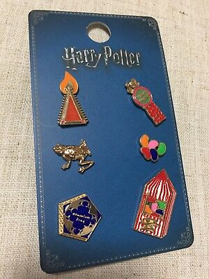 Harry Potter Pins Pin Anstecker Metall - New