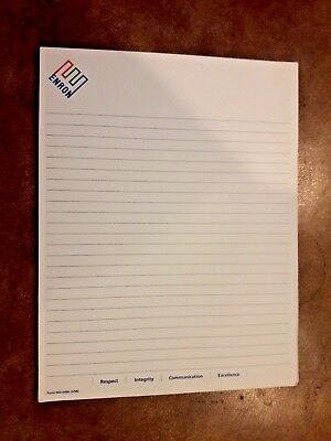 ENRON lined Notepad paper—Unused