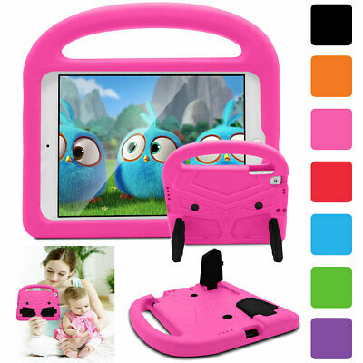 For iPad 9.7 6th 5th Generation Kids Shock Proof Foam Protective Soft Case Cover